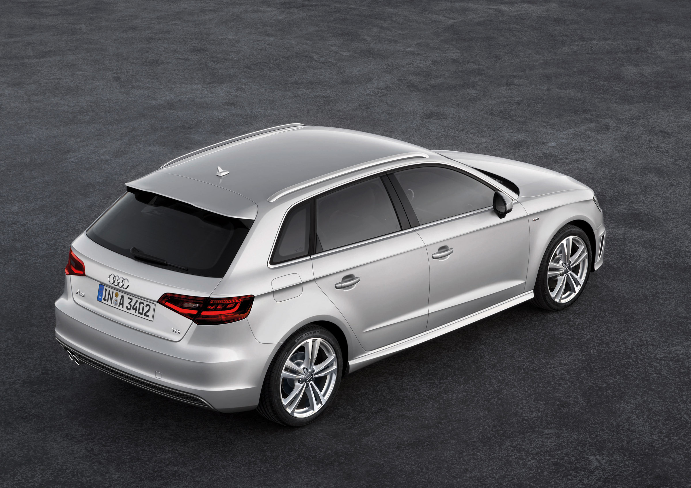 Pictures of audi a3 (8v) 2014 #5