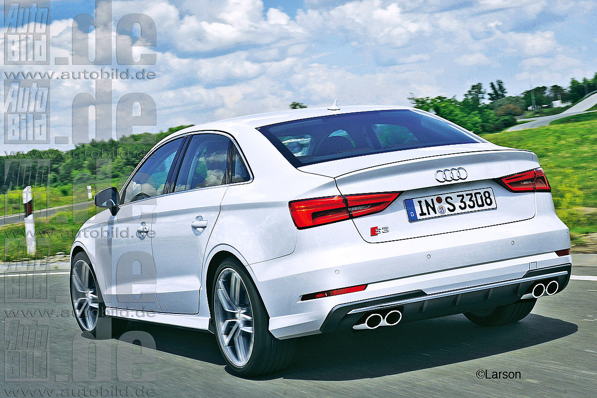 Pictures of audi a3 (8v) 2016