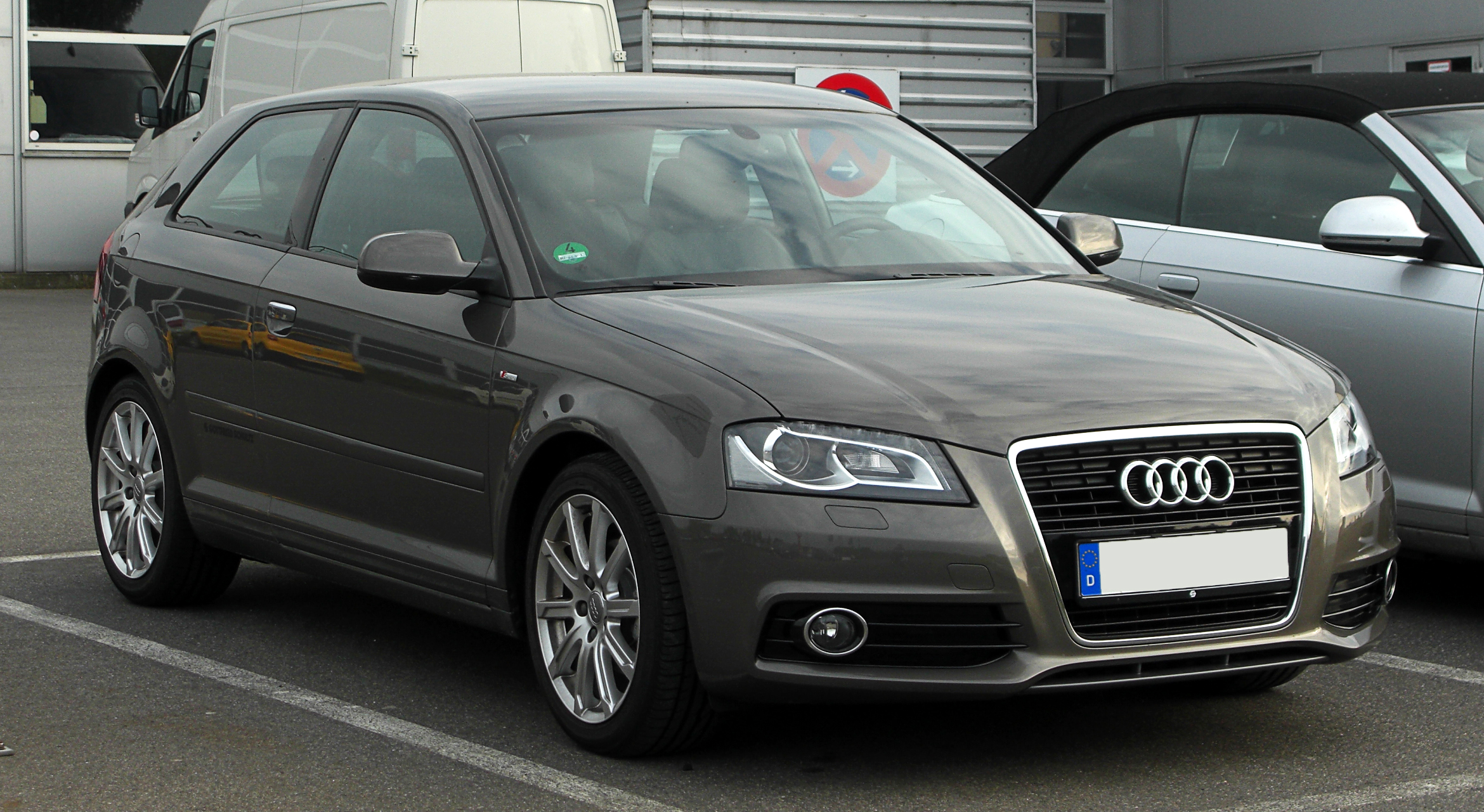 2004 audi a3 sportback 8p pictures information and specs auto. Black Bedroom Furniture Sets. Home Design Ideas