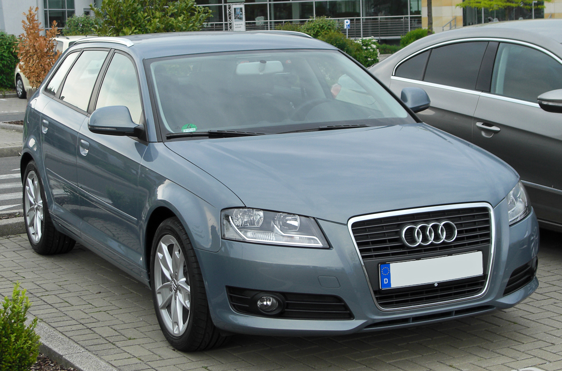 Pictures of audi a3 sportback (8p) 2012