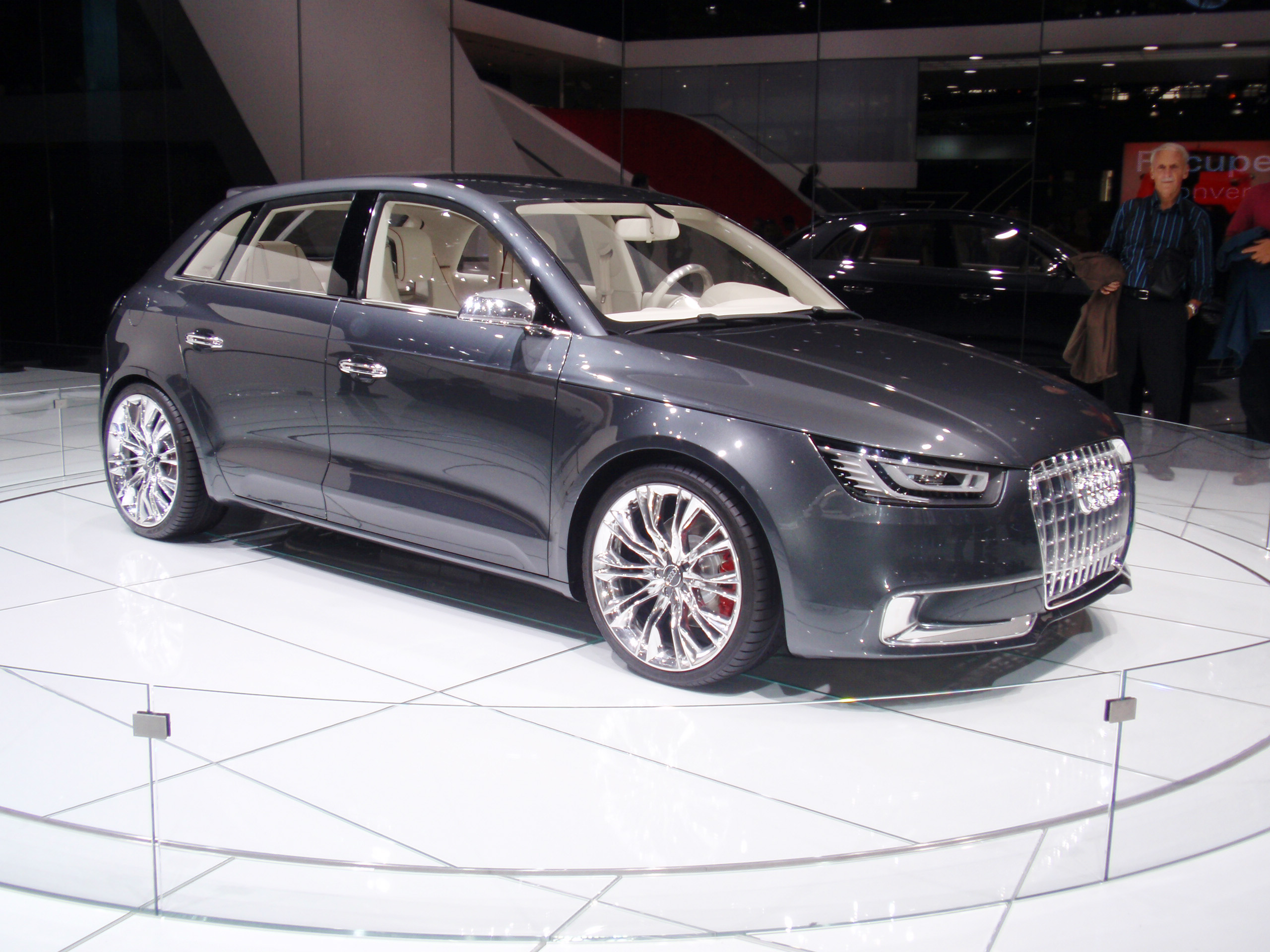 2016 Audi A3 Sportback 8p Pictures Information And