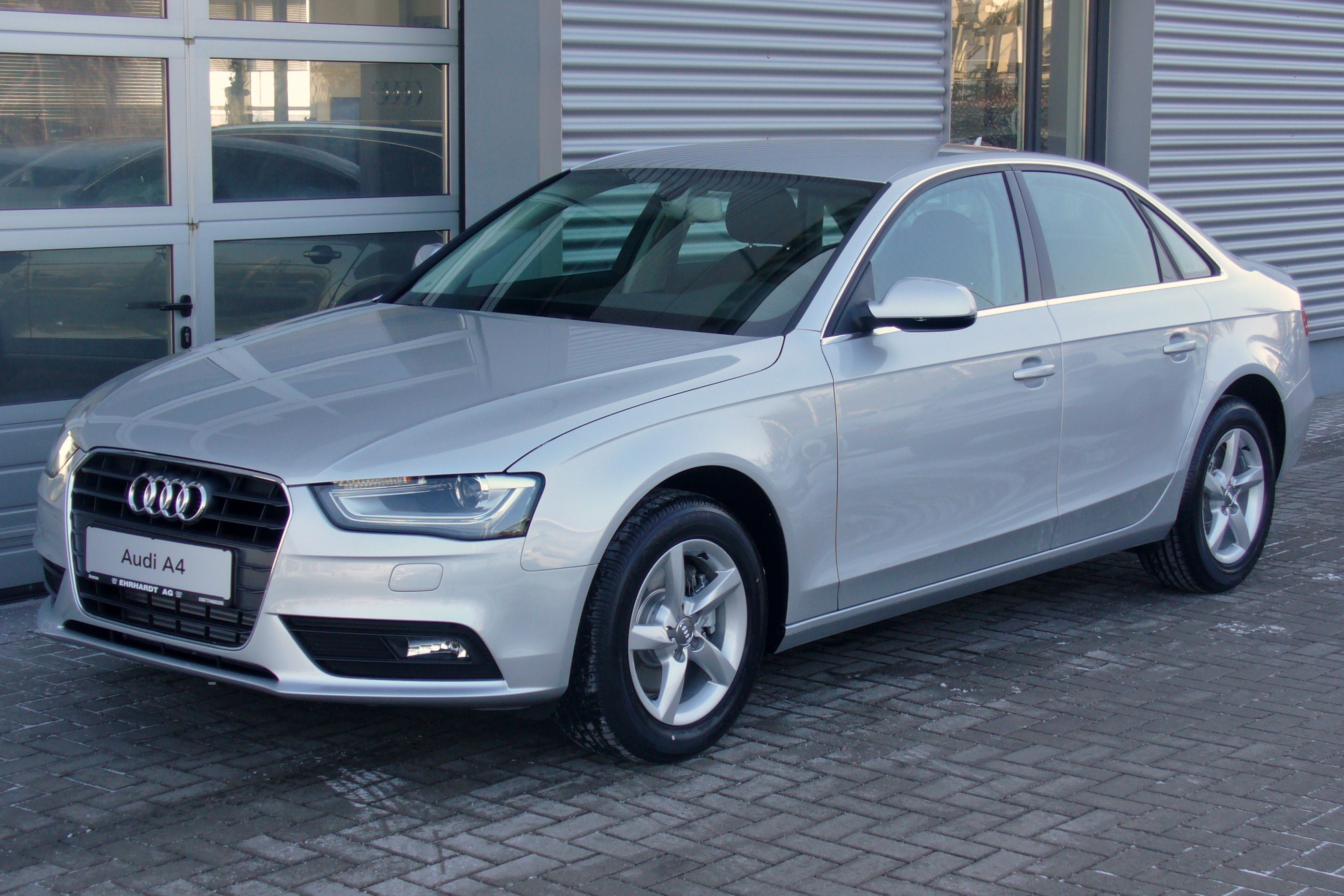 Pictures of audi a4 #1