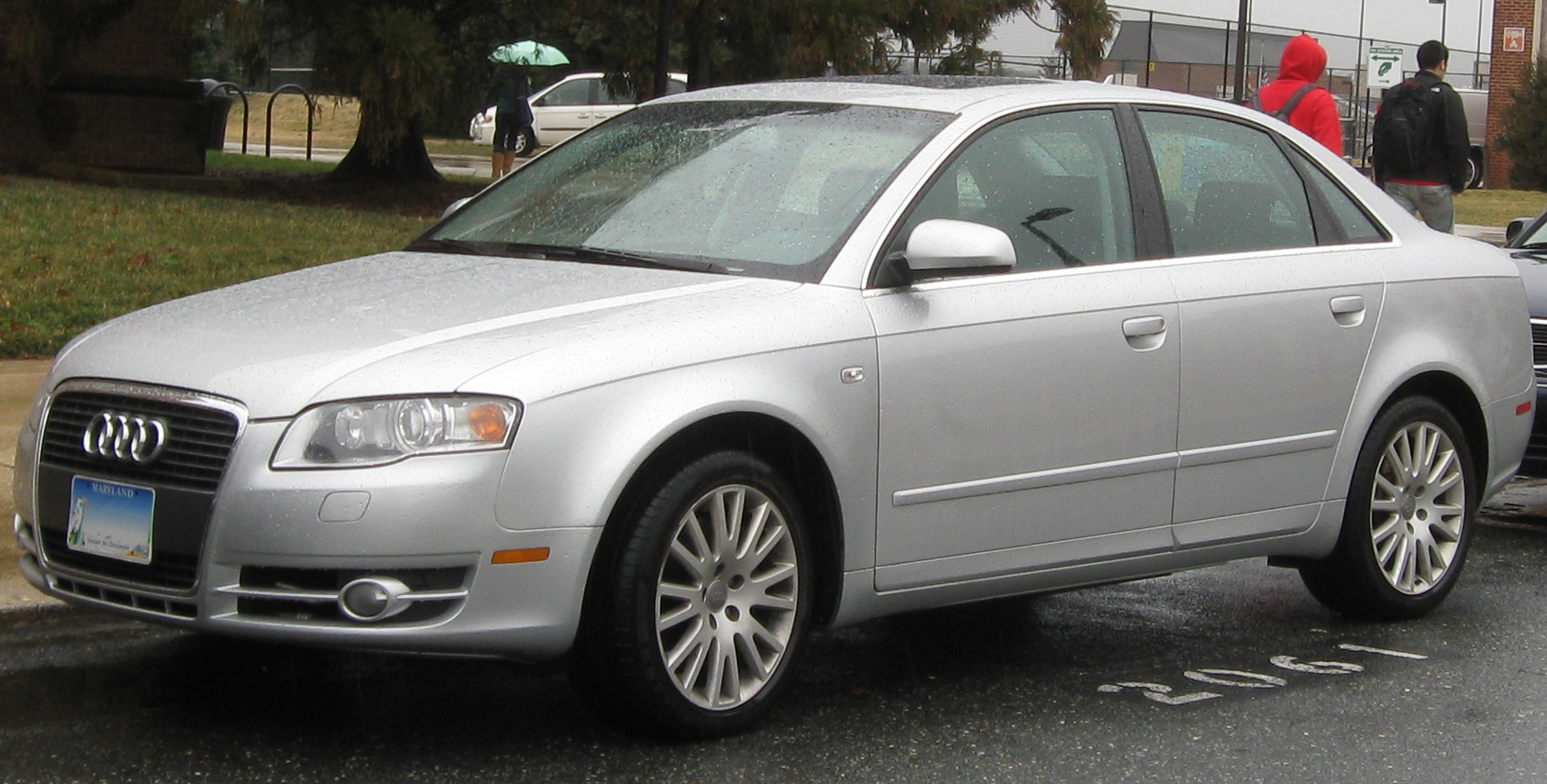 pictures of audi a4 (8e) 2007 #9