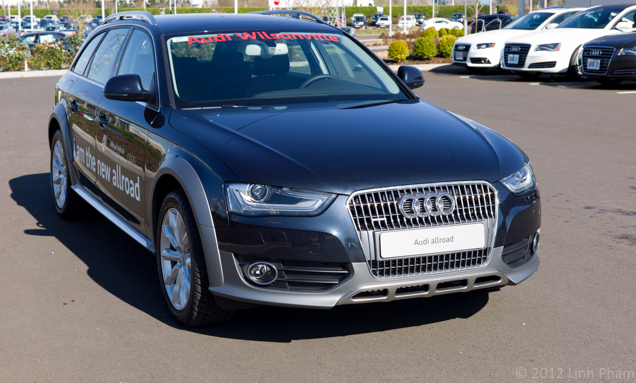 Pictures Of Audi A4 Allroad B8 2011 Auto Database Com