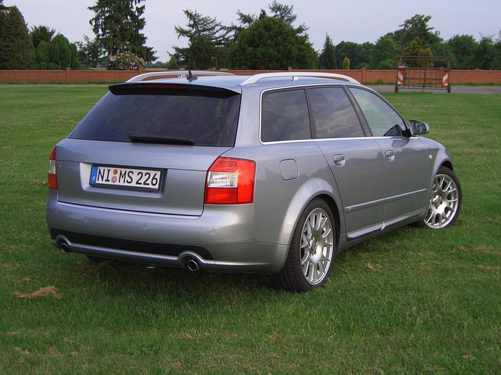 2004 audi a4 avant 8e pictures information and specs. Black Bedroom Furniture Sets. Home Design Ideas
