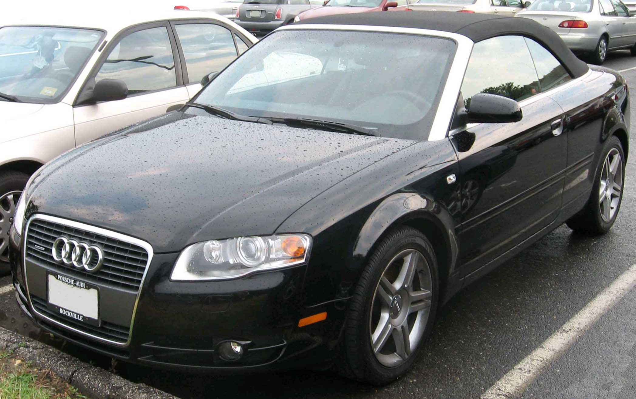 2007 audi a4 cabriolet pictures information and specs auto. Black Bedroom Furniture Sets. Home Design Ideas