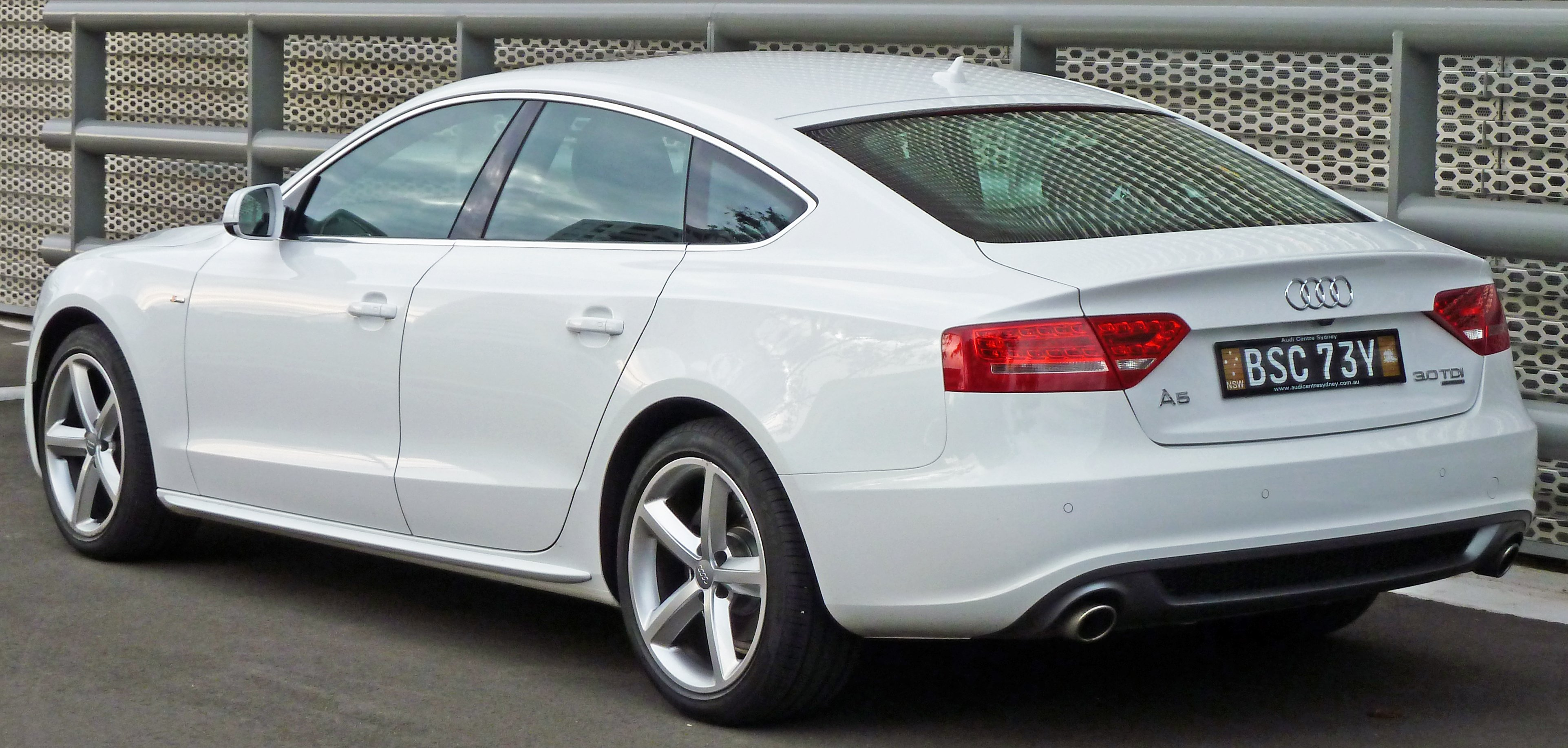 Pictures of audi a5