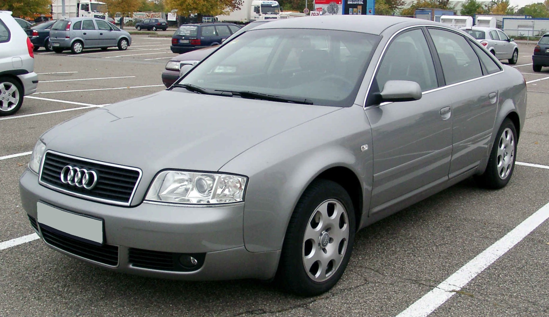 Pictures of audi a6 (4b,c5) 1998