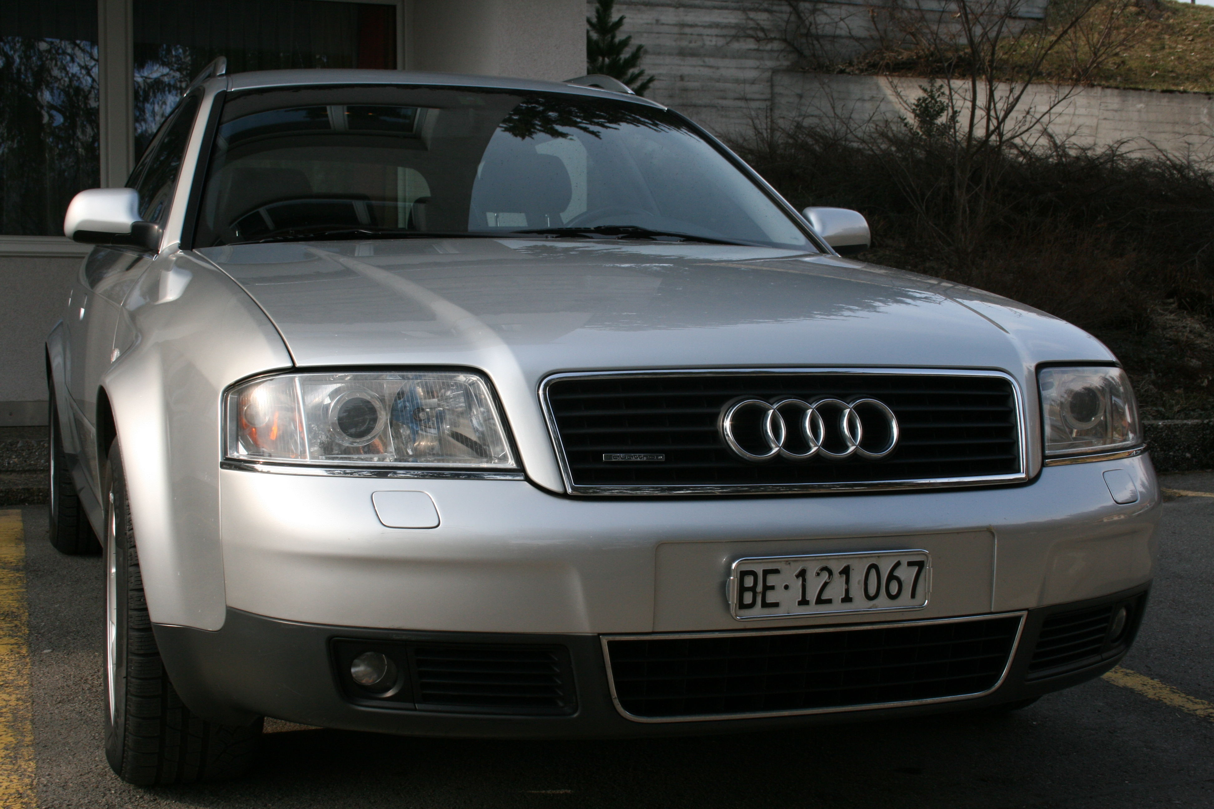 1999 audi a6 4b c5 pictures information and specs auto. Black Bedroom Furniture Sets. Home Design Ideas
