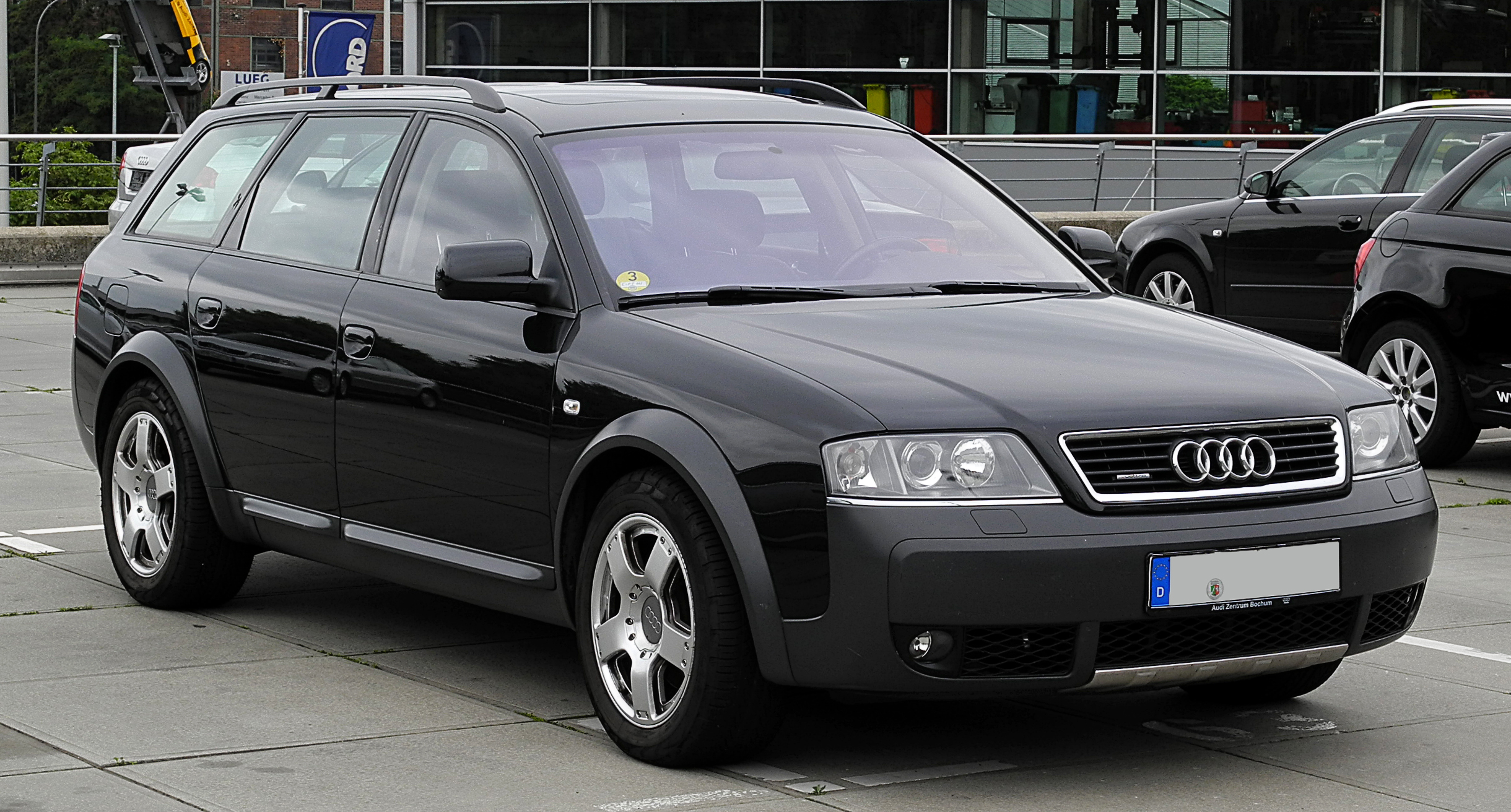 Pictures of audi a6 (4b,c5) 2003 #14