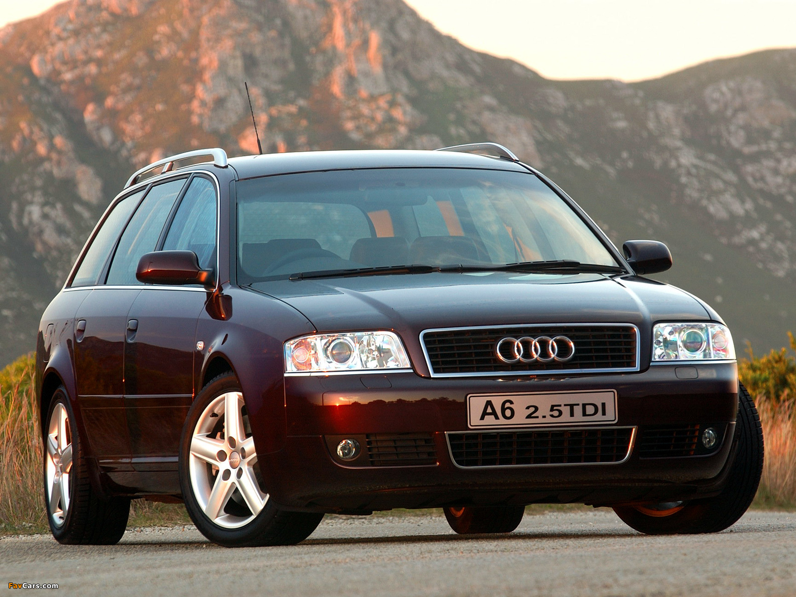2002 Audi A6 avant (4b,c5) - pictures, information and ...