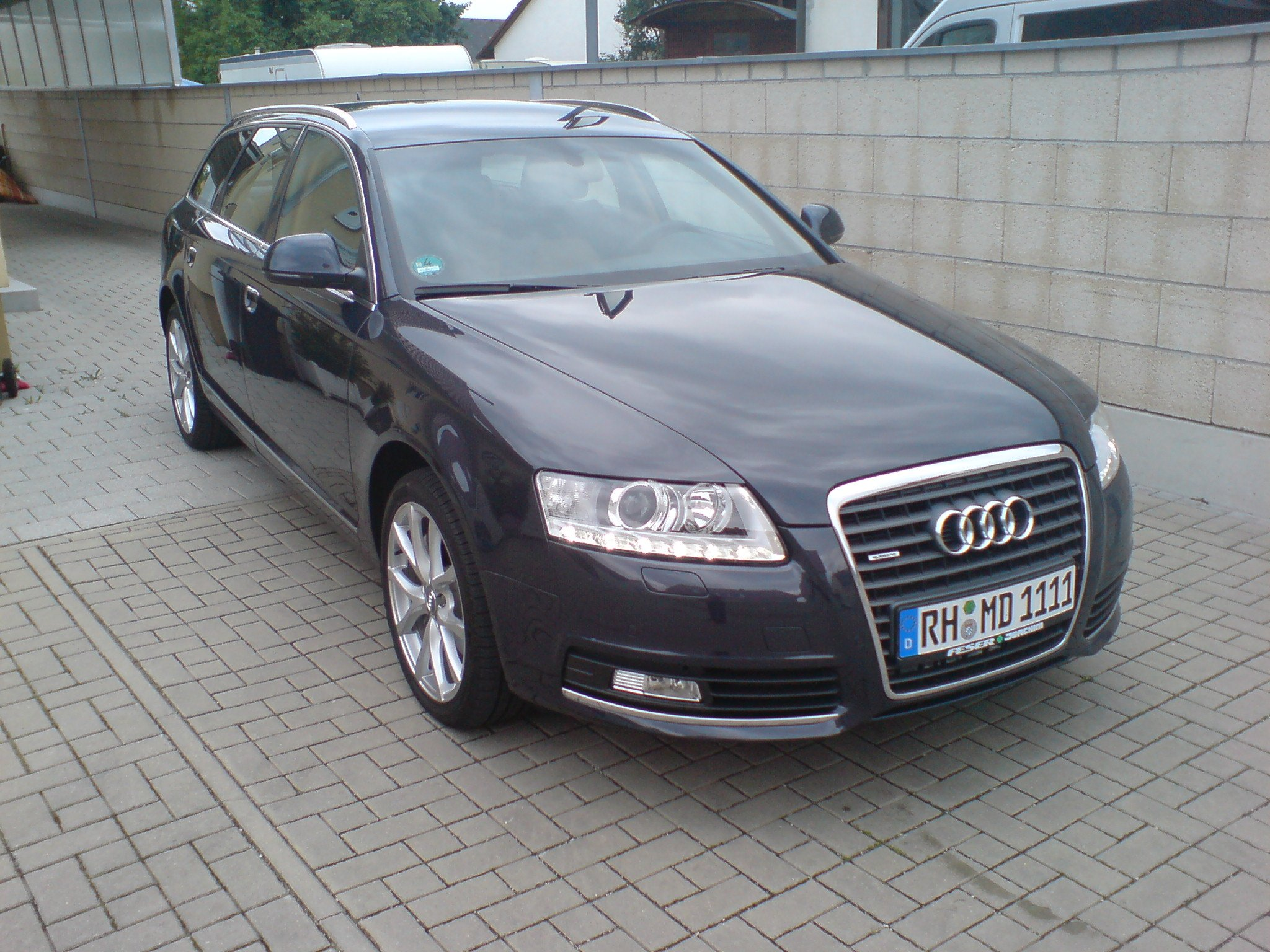 2004 audi a6 avant 4f c6 pictures information and. Black Bedroom Furniture Sets. Home Design Ideas