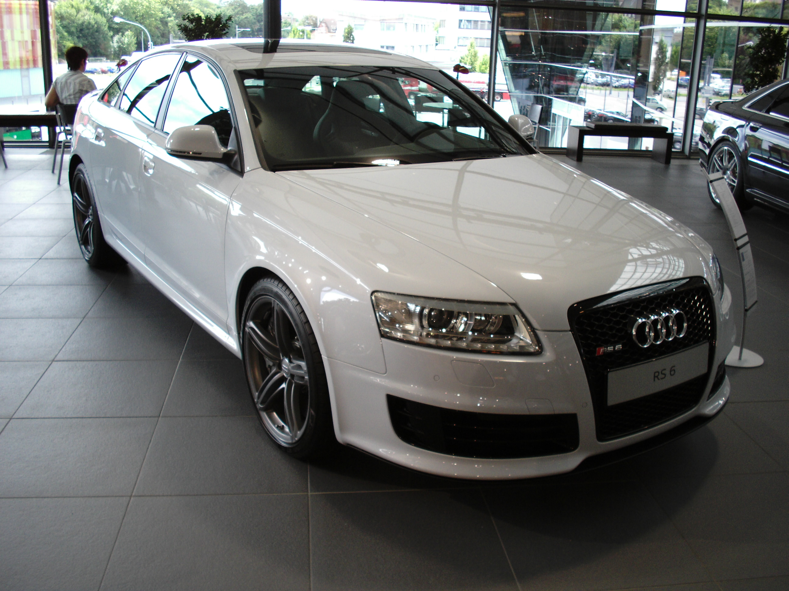 Pictures of audi a6 avant (4f,c6) 2005