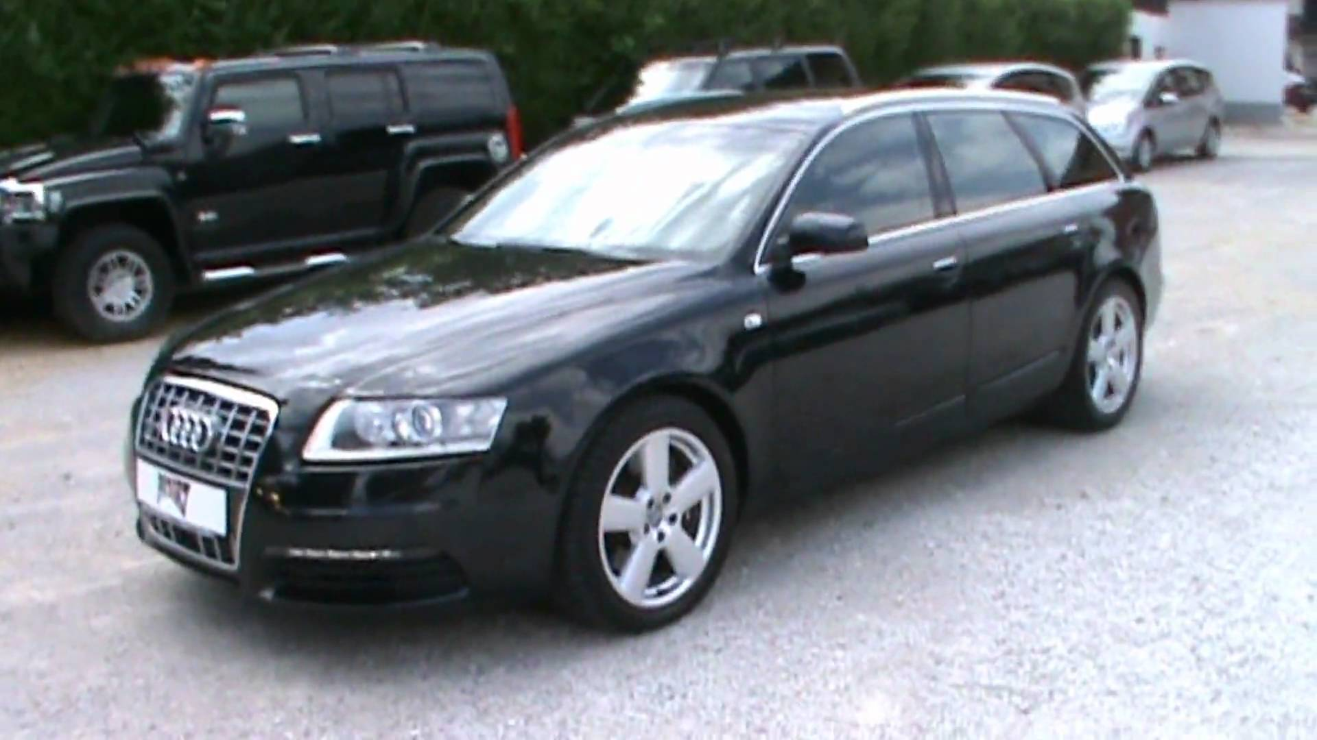 Pictures of audi a6 avant (4f,c6) 2009