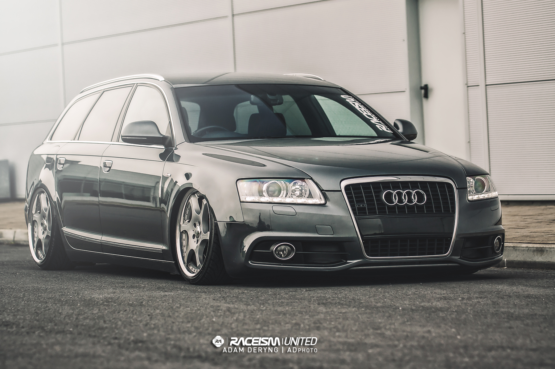 Pictures of audi a6 avant (4f,c6) 2013