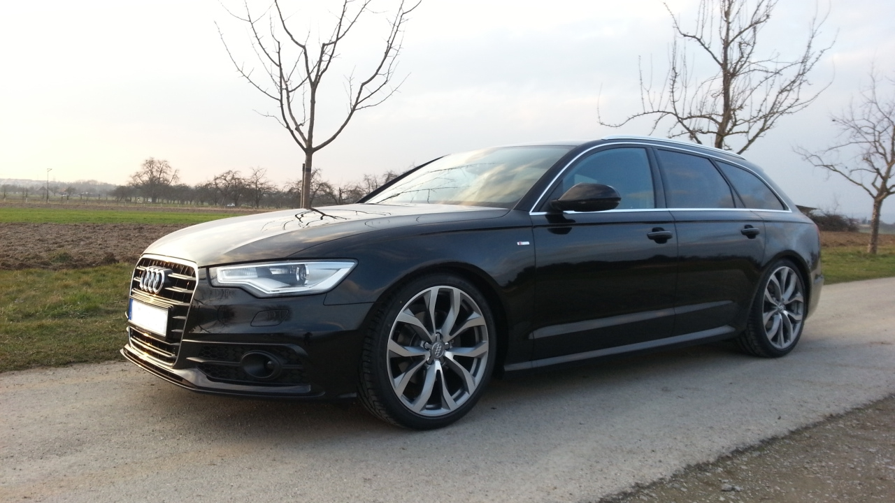 2012 audi a6 avant c7 pictures information and specs. Black Bedroom Furniture Sets. Home Design Ideas