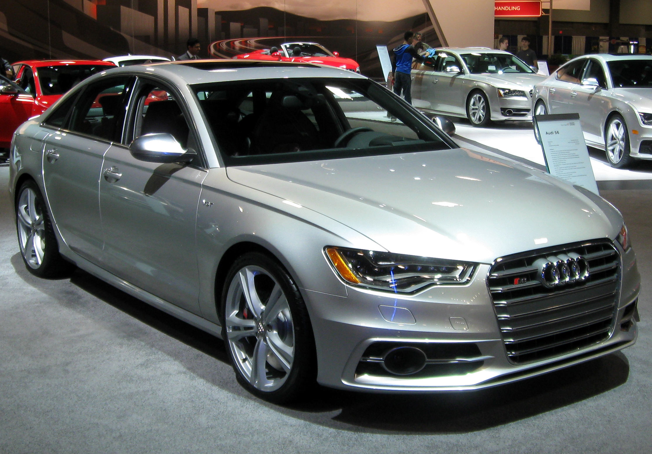 2013 audi a6 c7 pictures information and specs auto. Black Bedroom Furniture Sets. Home Design Ideas