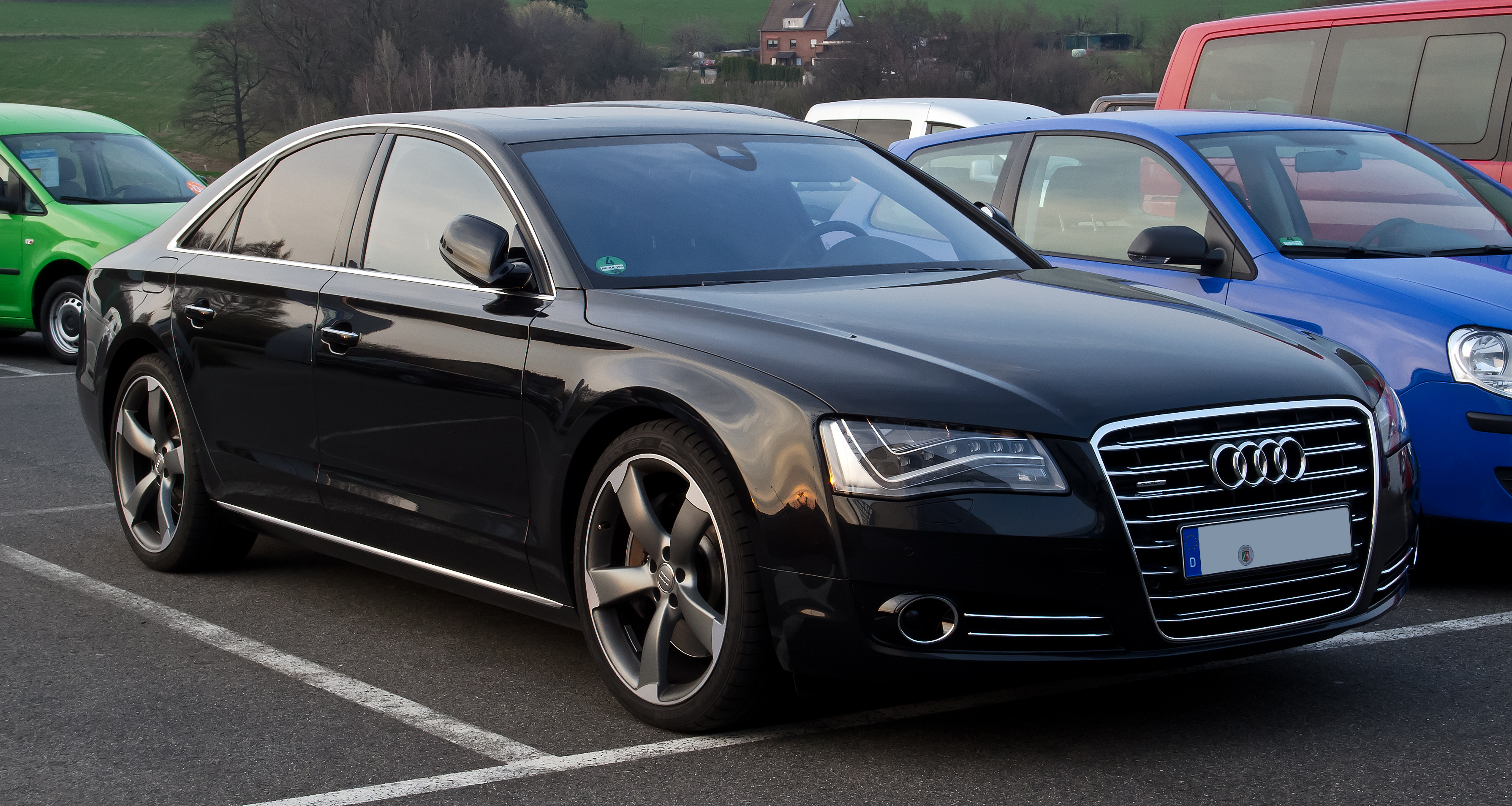 Pictures of audi a8 #7