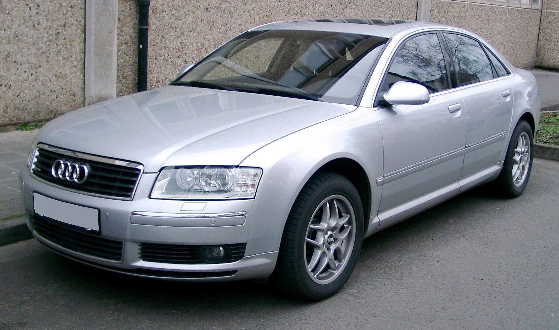 Pictures of audi a8 (4e) 2007 #3