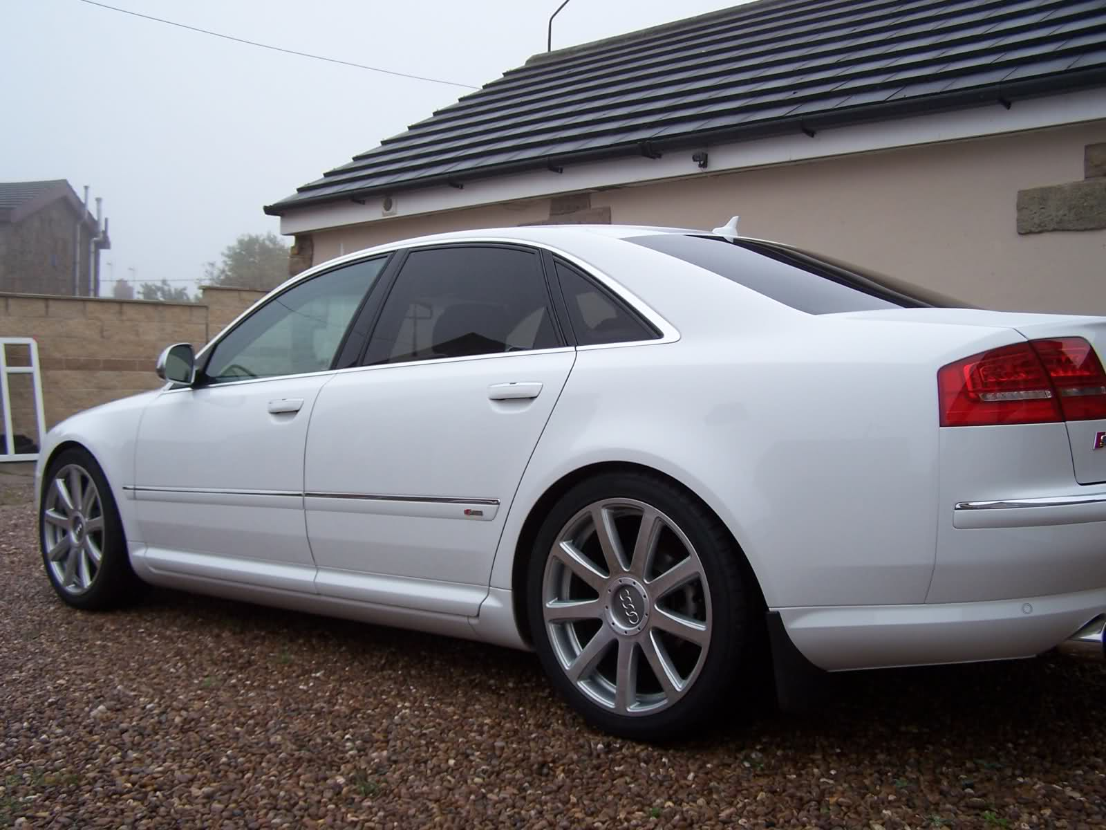 Pictures of audi a8 (4e) 2008