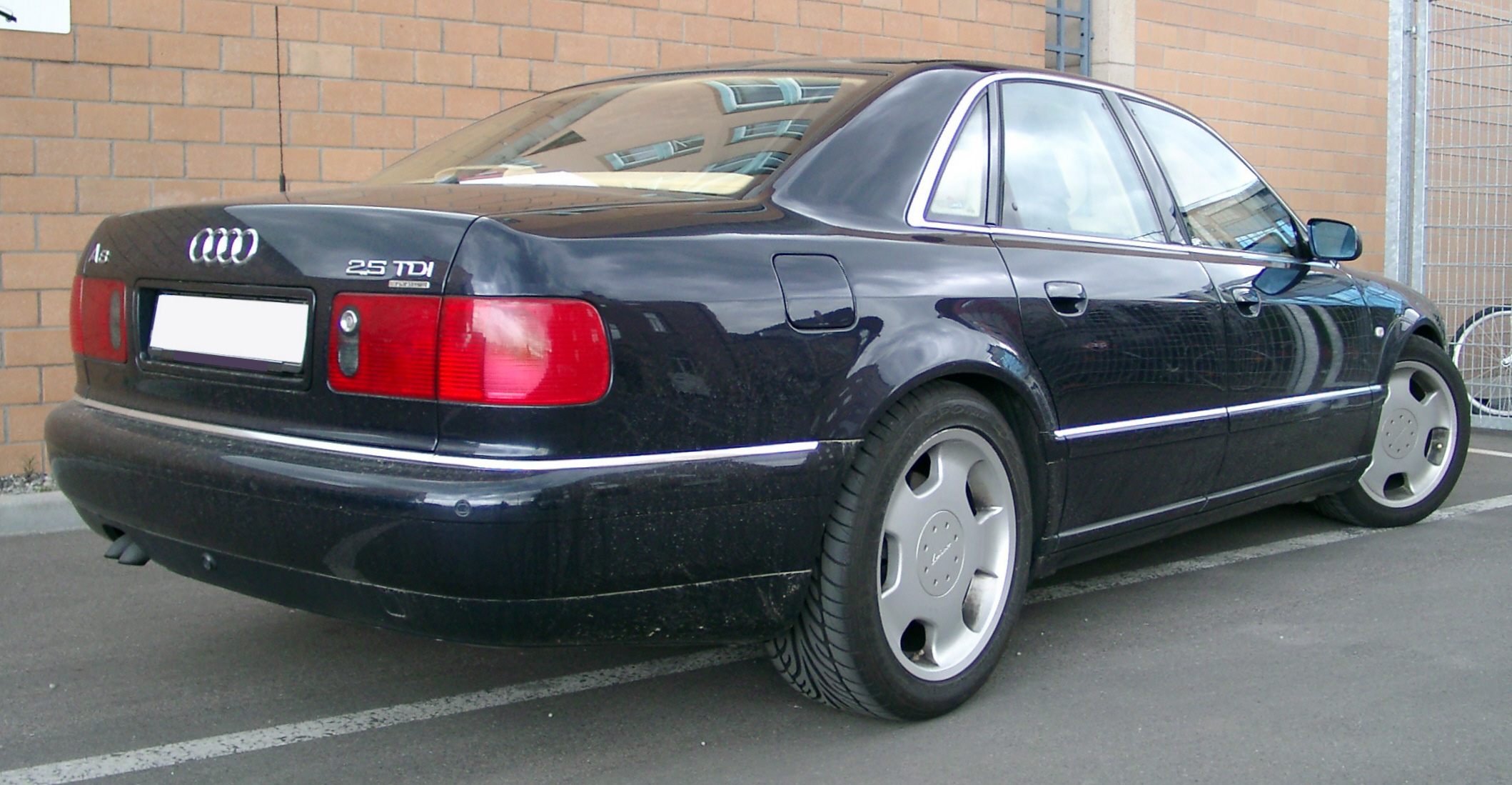 Pictures of audi a8 (d2) 1995 #14