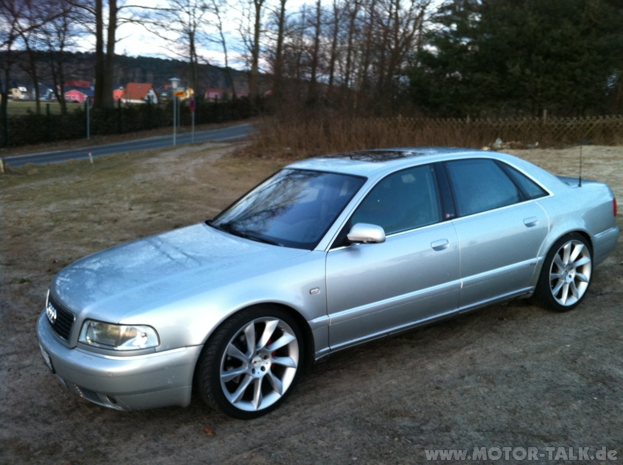 Pictures of audi a8 (d2) 1999