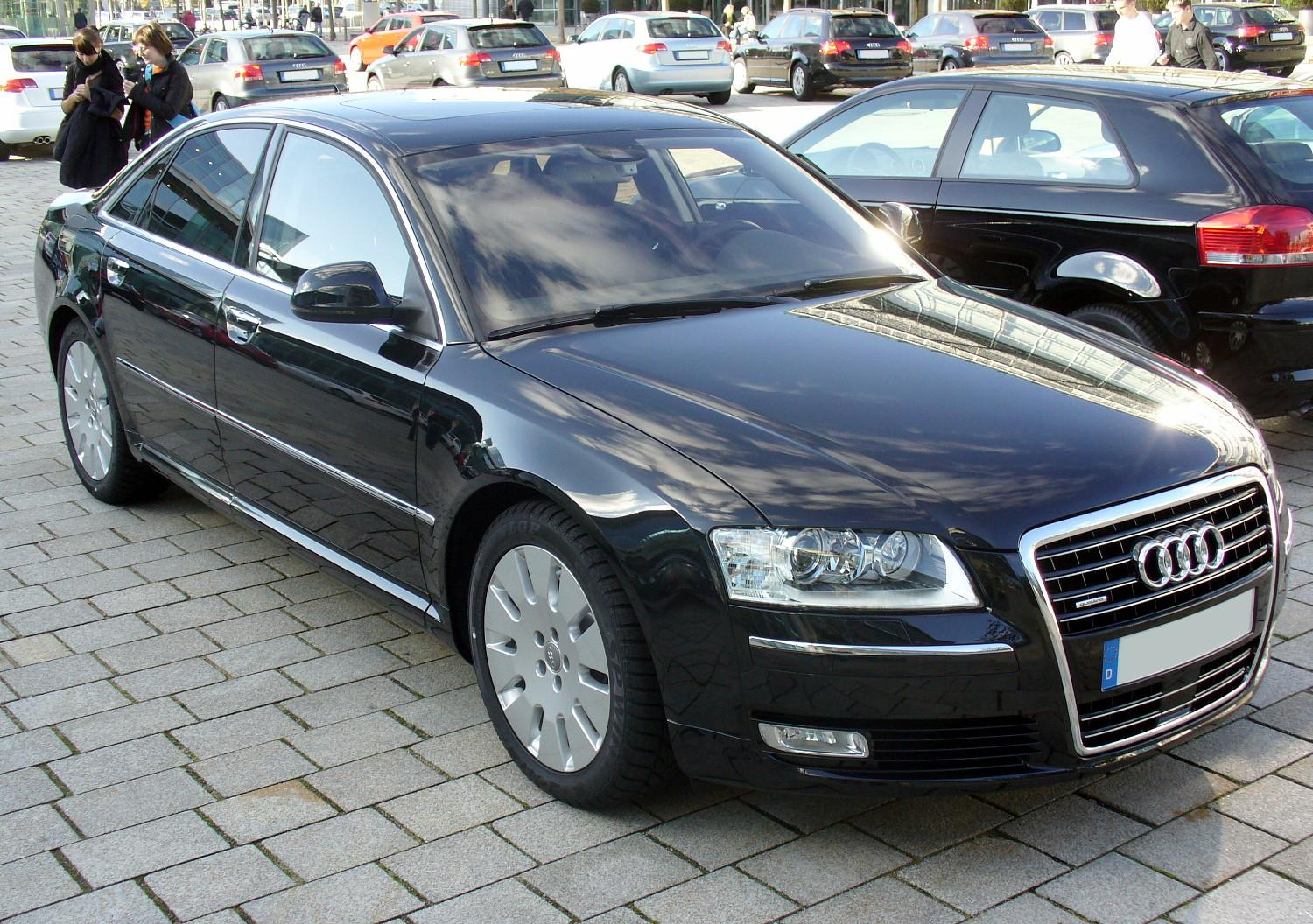Pictures of audi a8 long (4e) 2004 #7