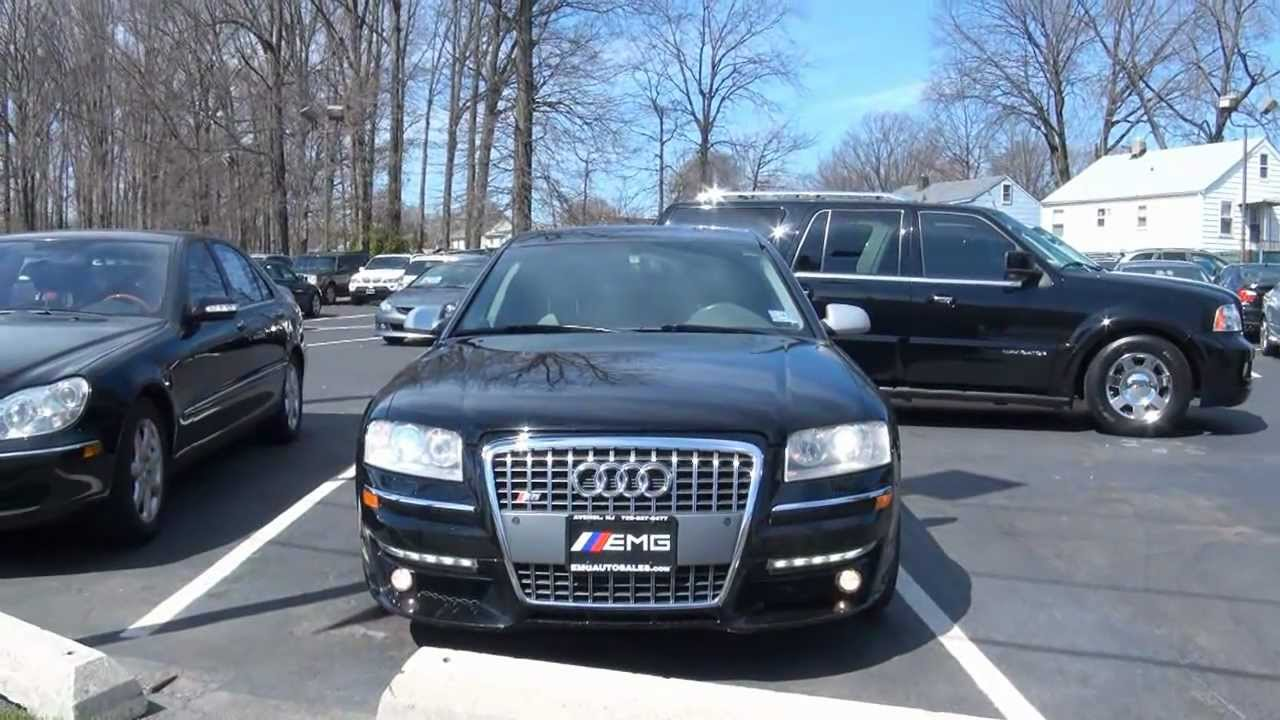 Pictures of audi a8 long (4e) 2004 #15