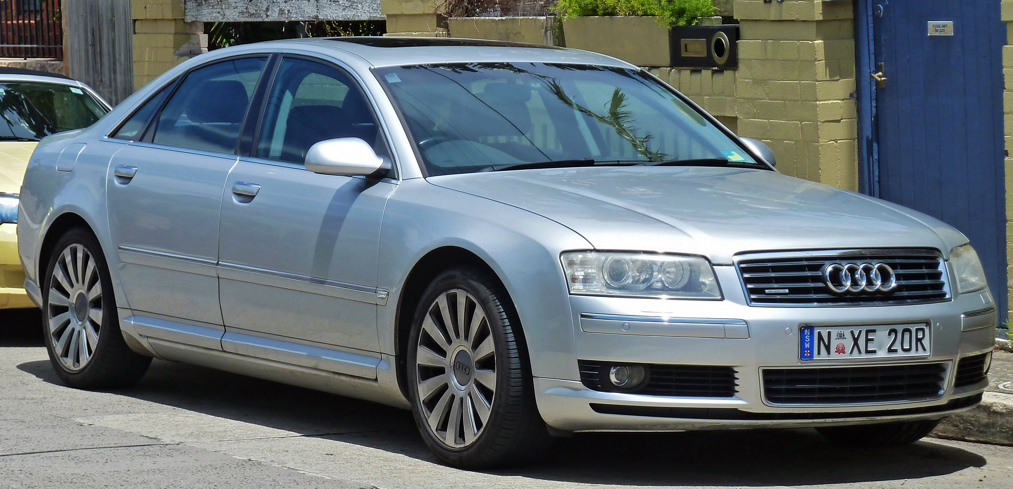 1998 Audi A8 Long D2 Pictures Information And Specs Auto Fuse Box Layout Of 5