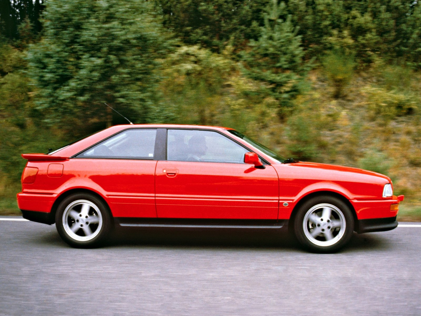 1993 Audi Coupe (89,8b) - pictures, information and specs ...