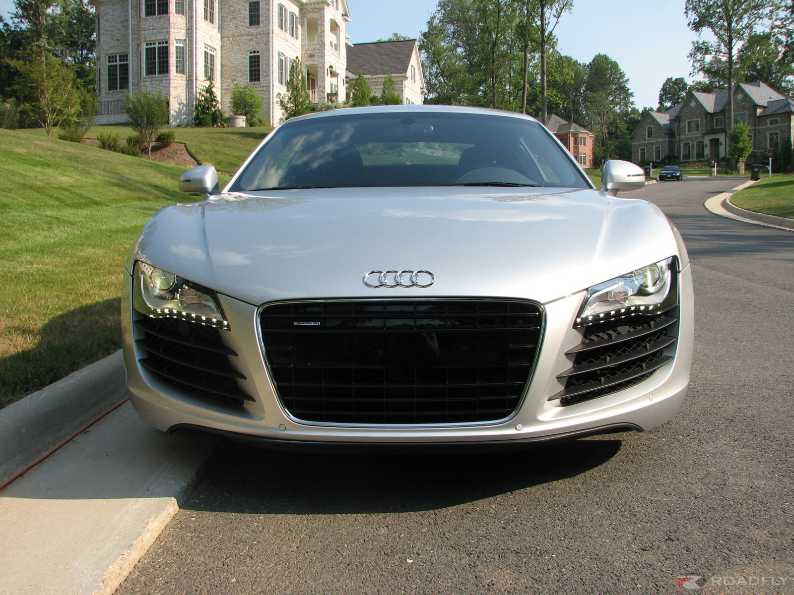 Pictures of audi r8 2008 #1