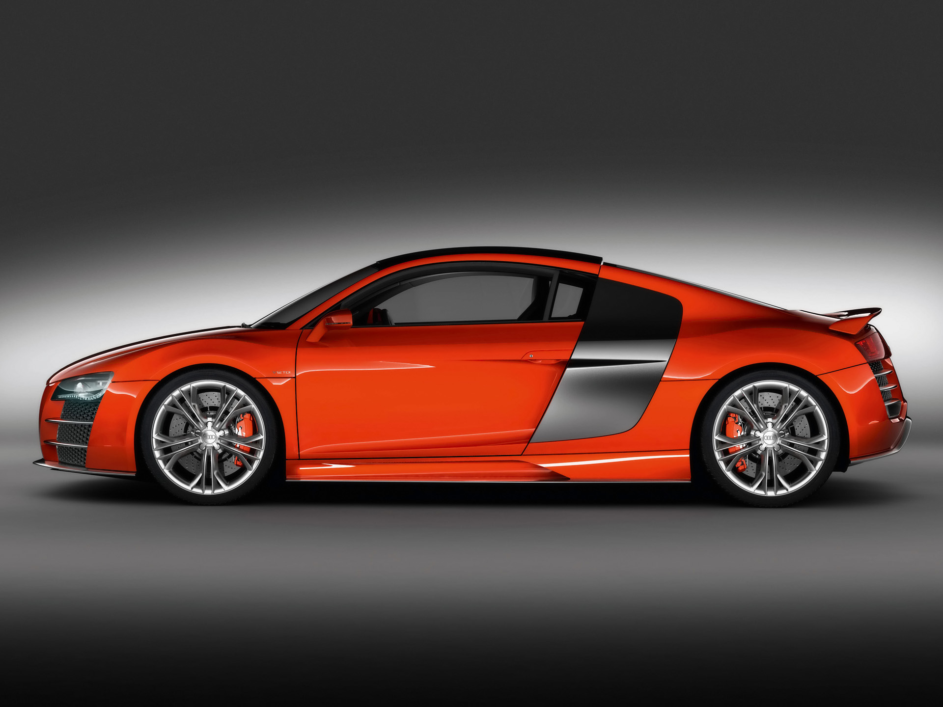 Pictures of audi r8 2008 #9