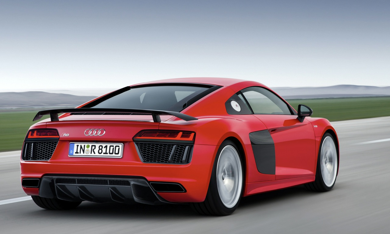 Pictures of audi r8 #6
