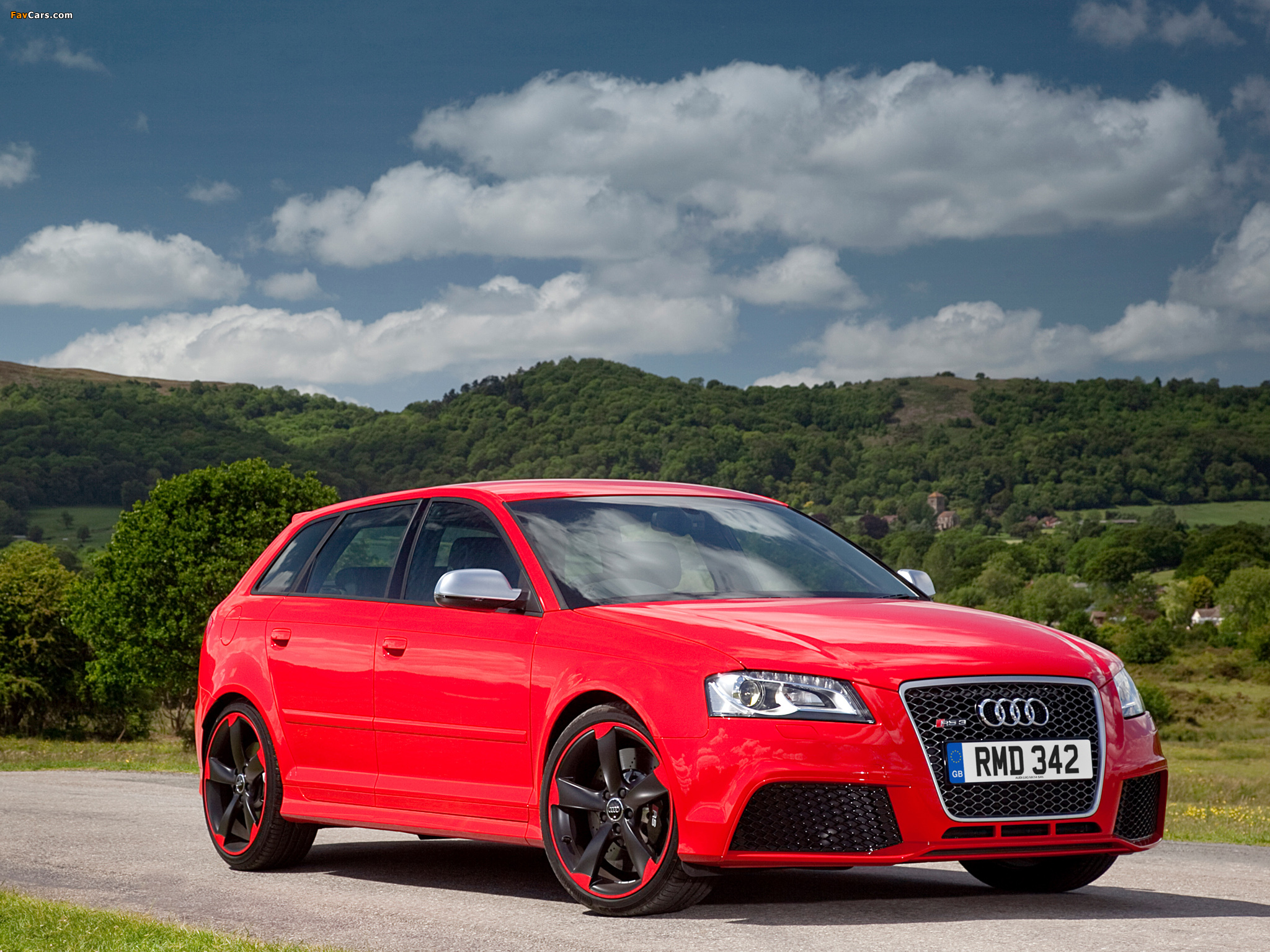 Pictures of audi rs3 sportback (8pa) 2010 #5