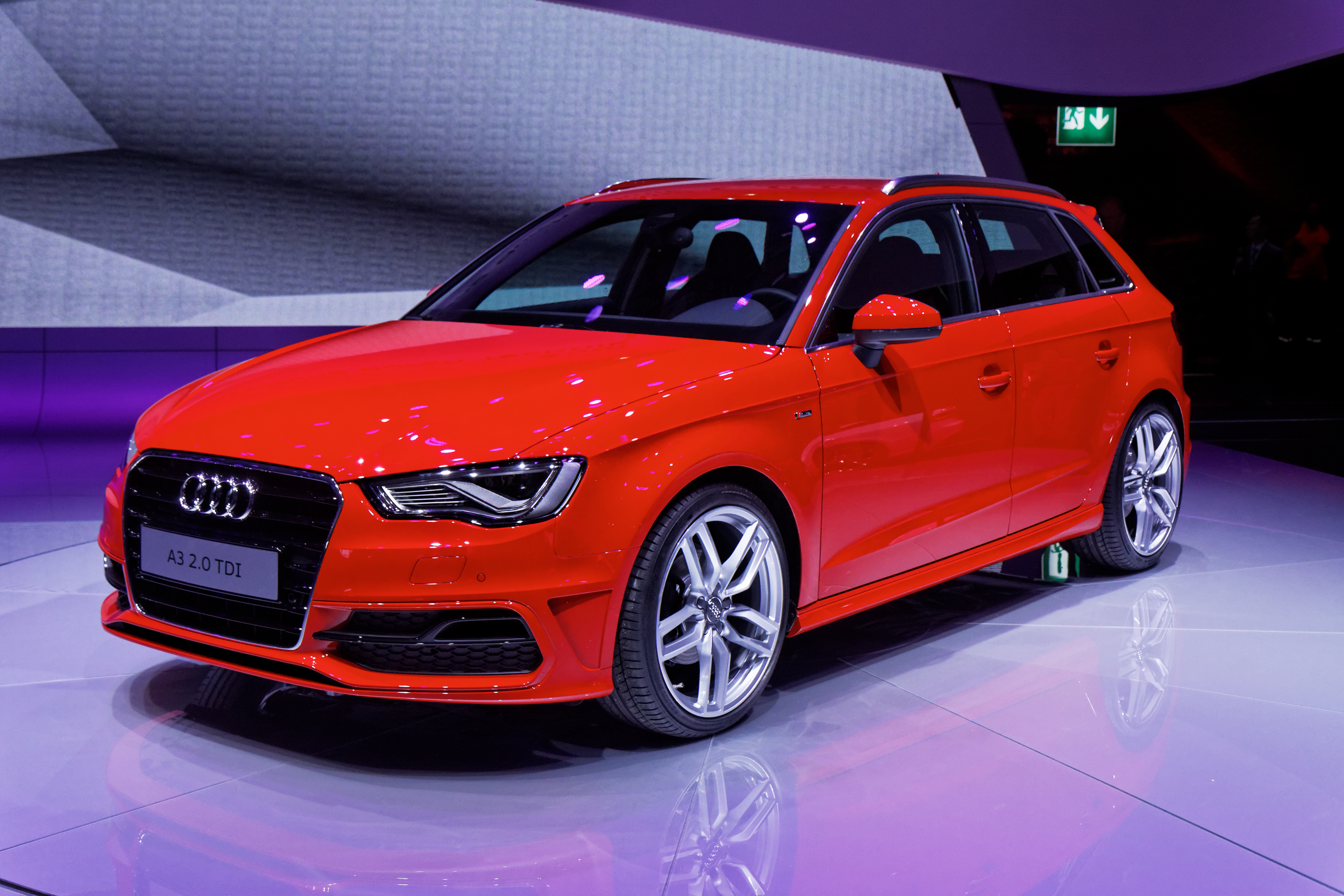 Pictures of audi rs3 sportback (8pa) 2012 #7