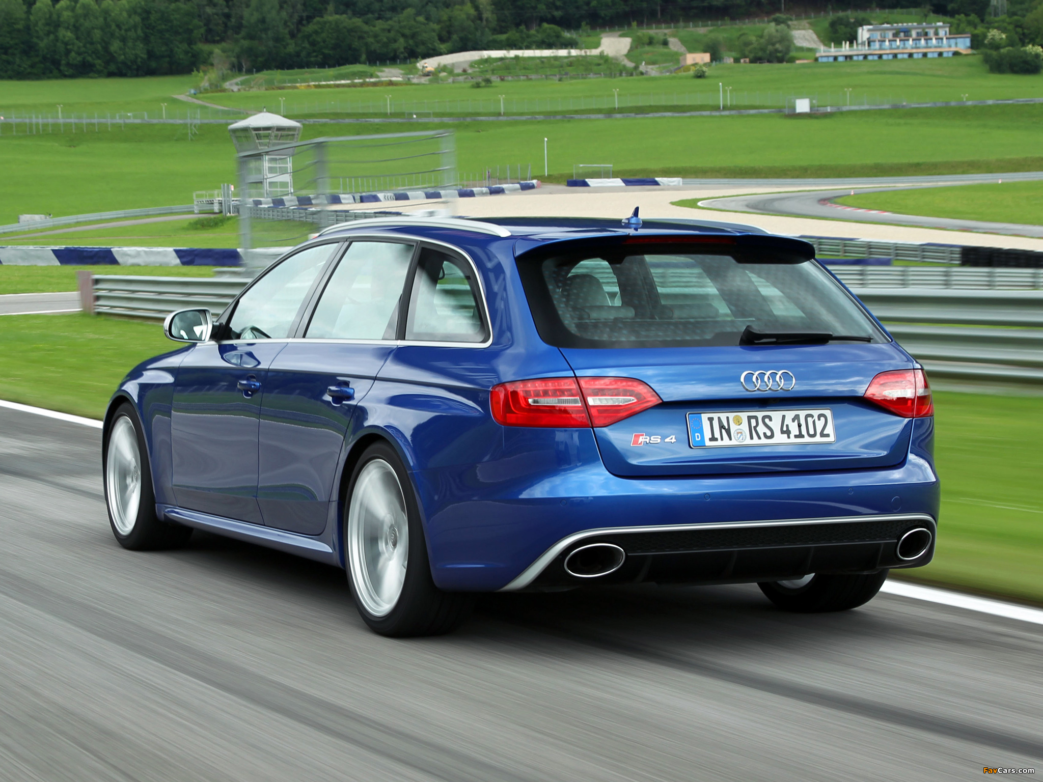 Pictures of audi rs4 avant (8k) 2012 #8