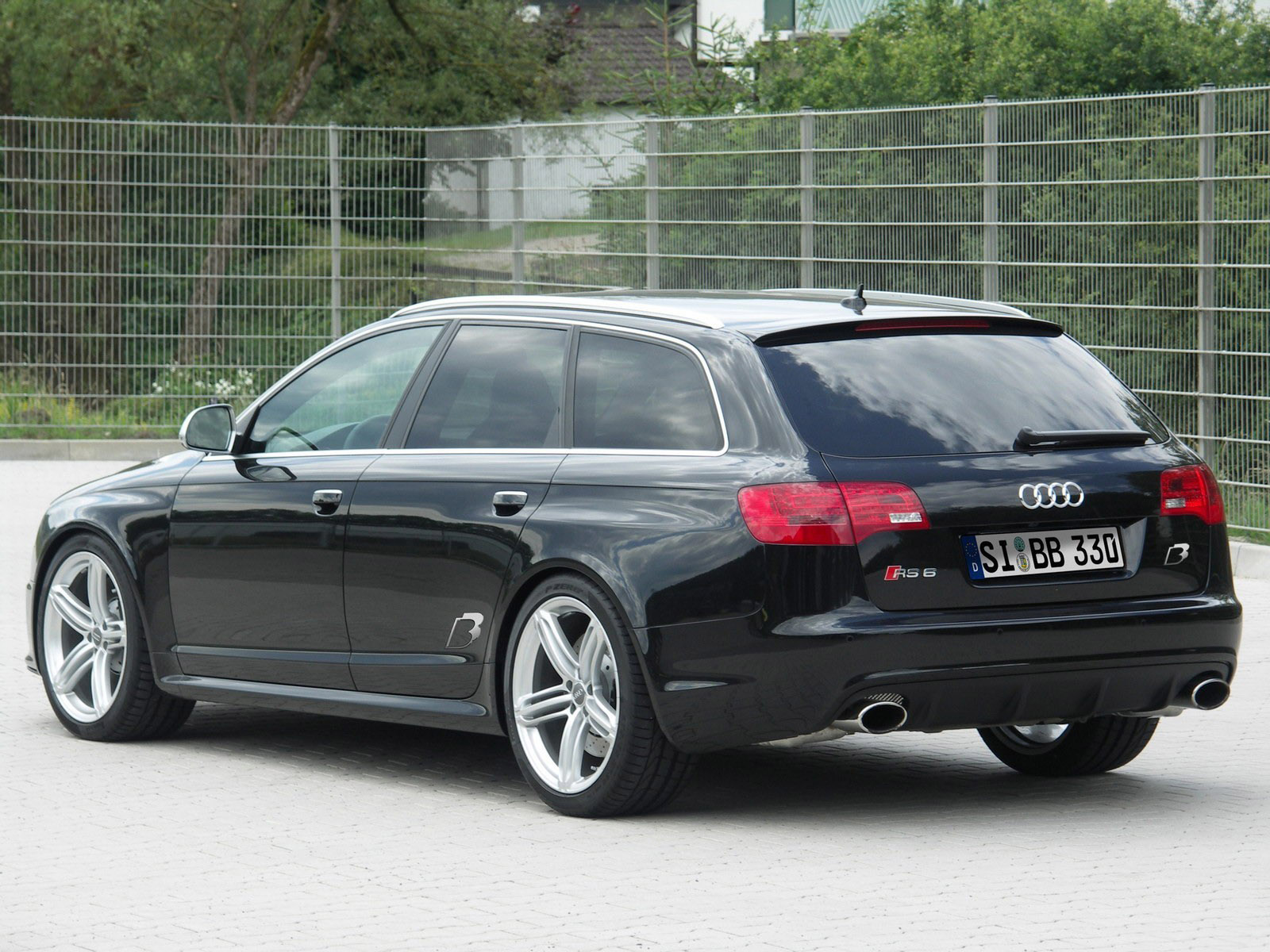 Pictures of audi rs6 c6 avant 2008