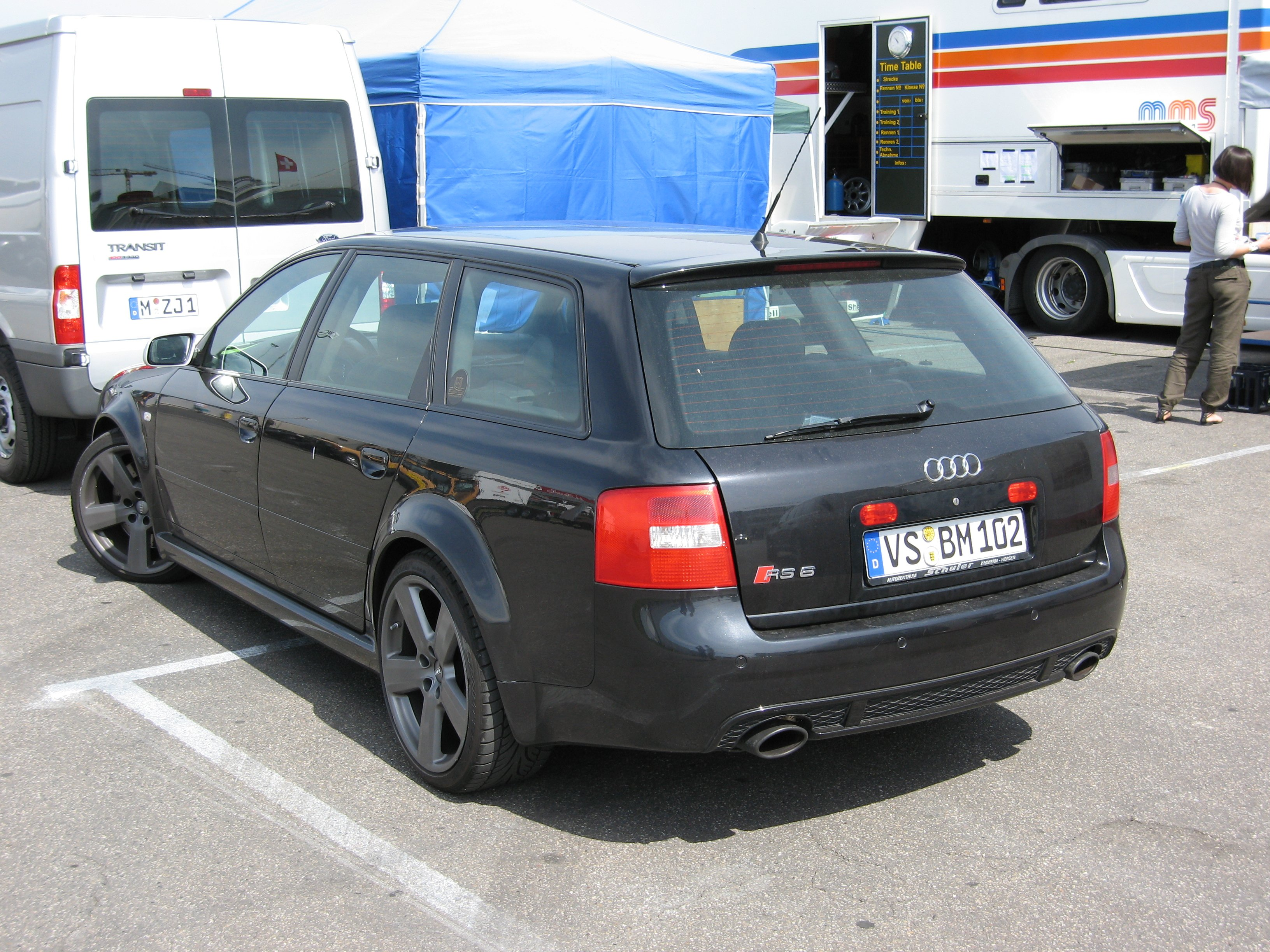 Pictures of audi rs6 c6 avant 2010