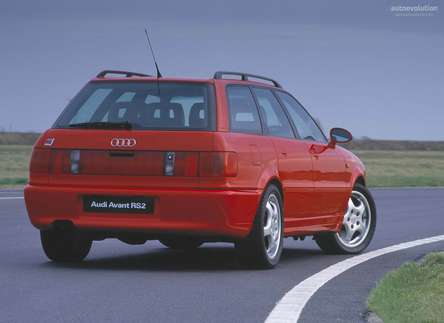 1994 Audi S2 avant - pictures, information and specs ...