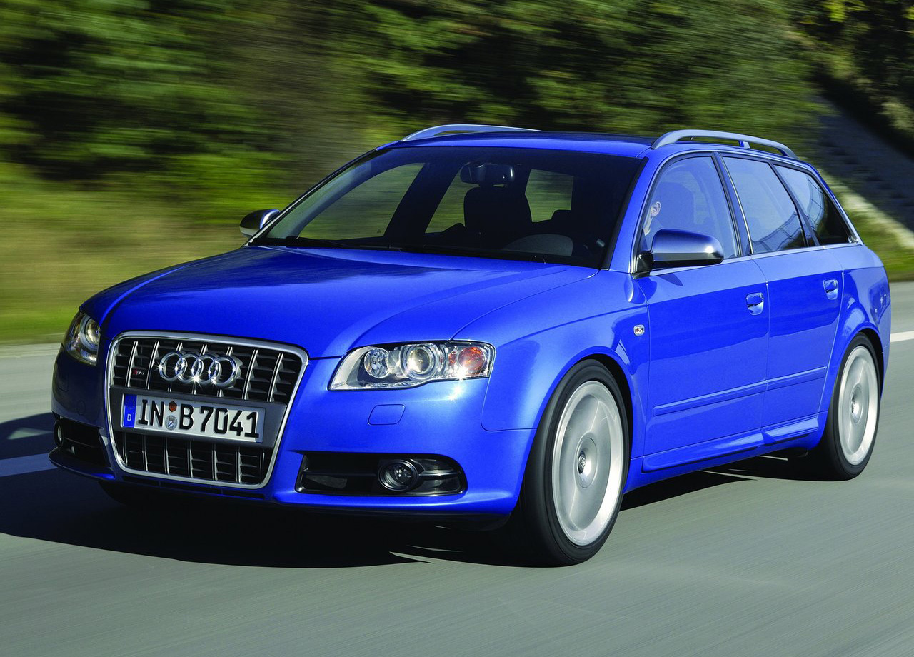 Pictures of audi s4 avant (8e) 2005