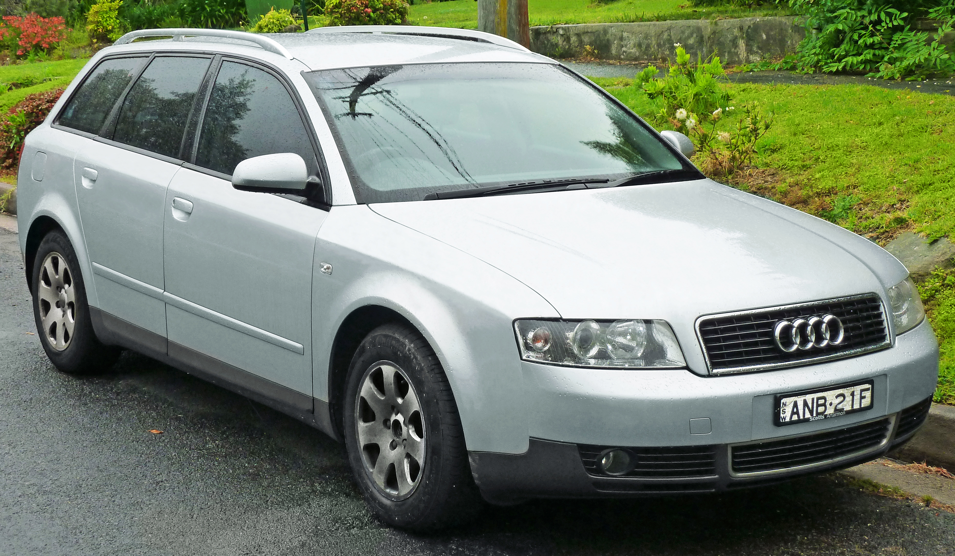 Pictures of audi s4 avant (8e) 2006