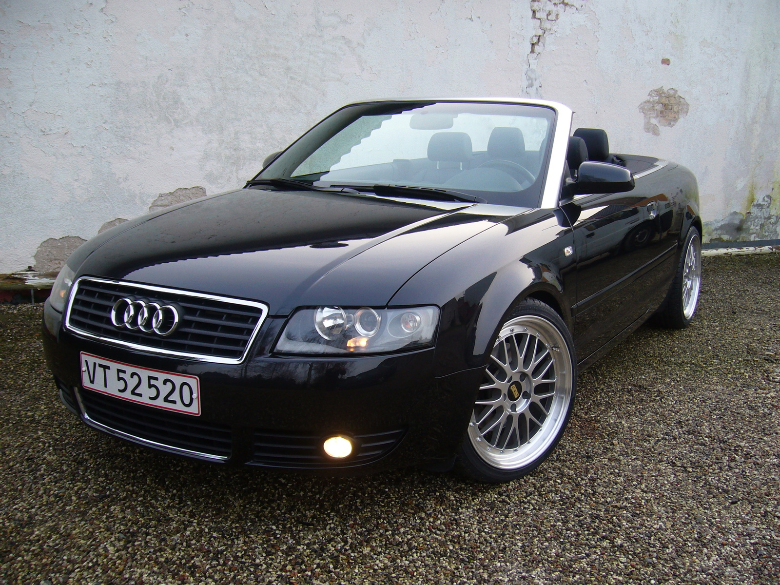 Pictures of audi s4 cabriolet 2003