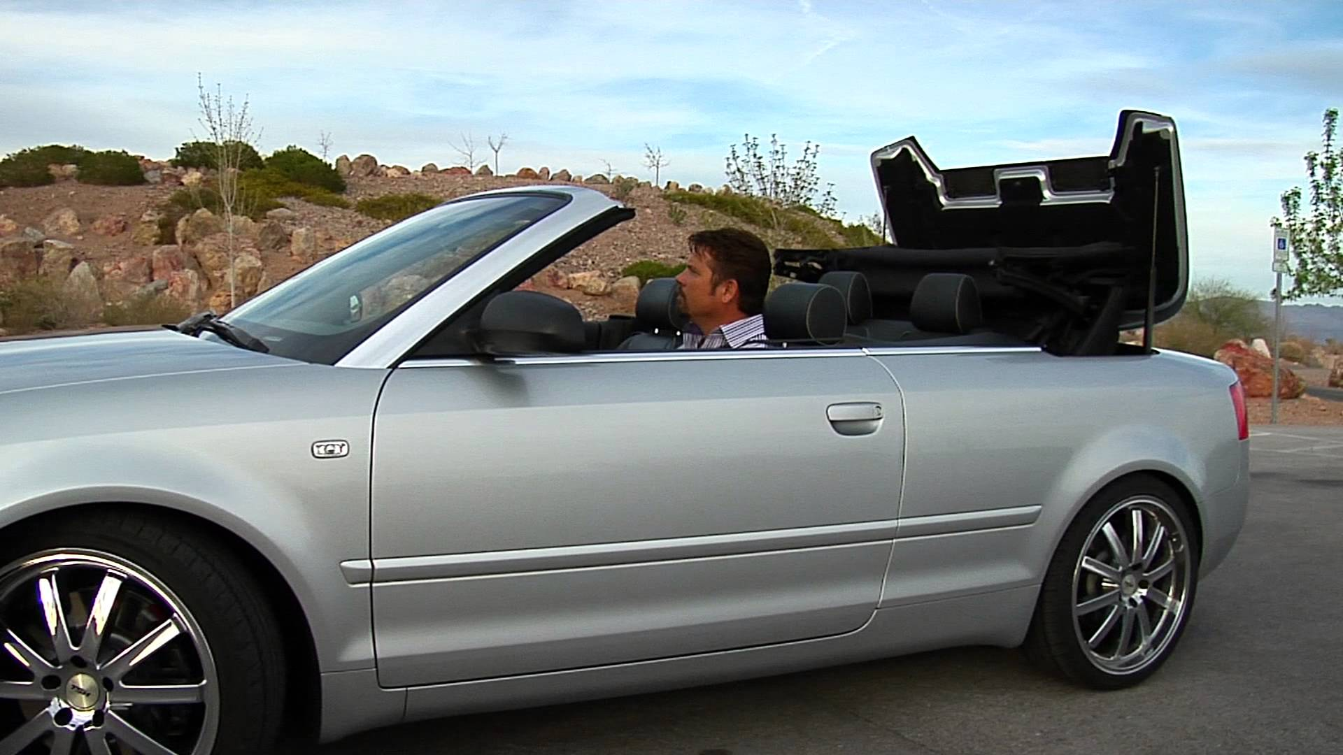 Pictures Of Audi S4 Cabriolet 2004 4