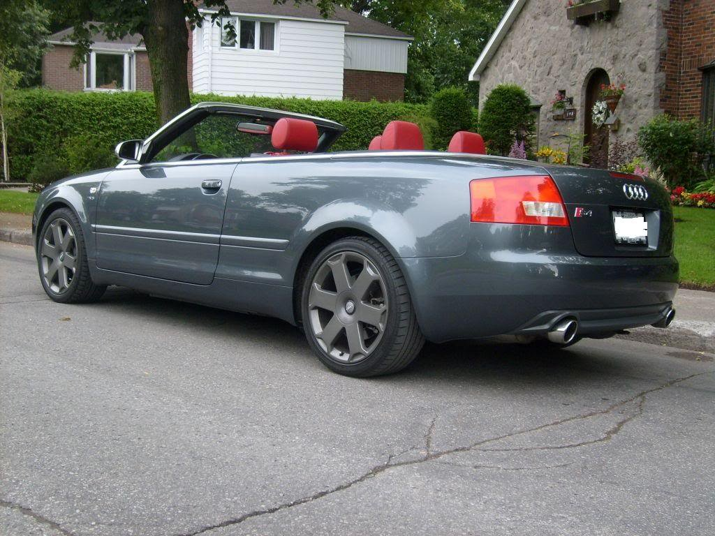 2006 audi s4 cabriolet pictures information and specs. Black Bedroom Furniture Sets. Home Design Ideas