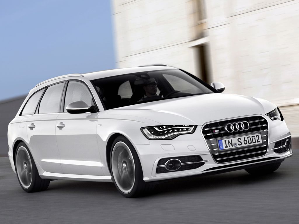 Pictures of audi s6