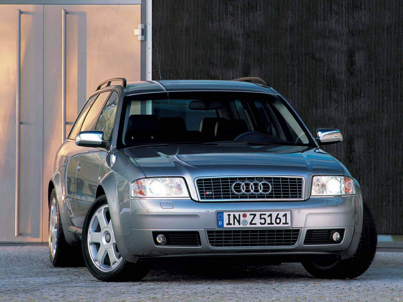 2000 Audi S6 avant (4b,c5) – pictures, information and specs - Auto