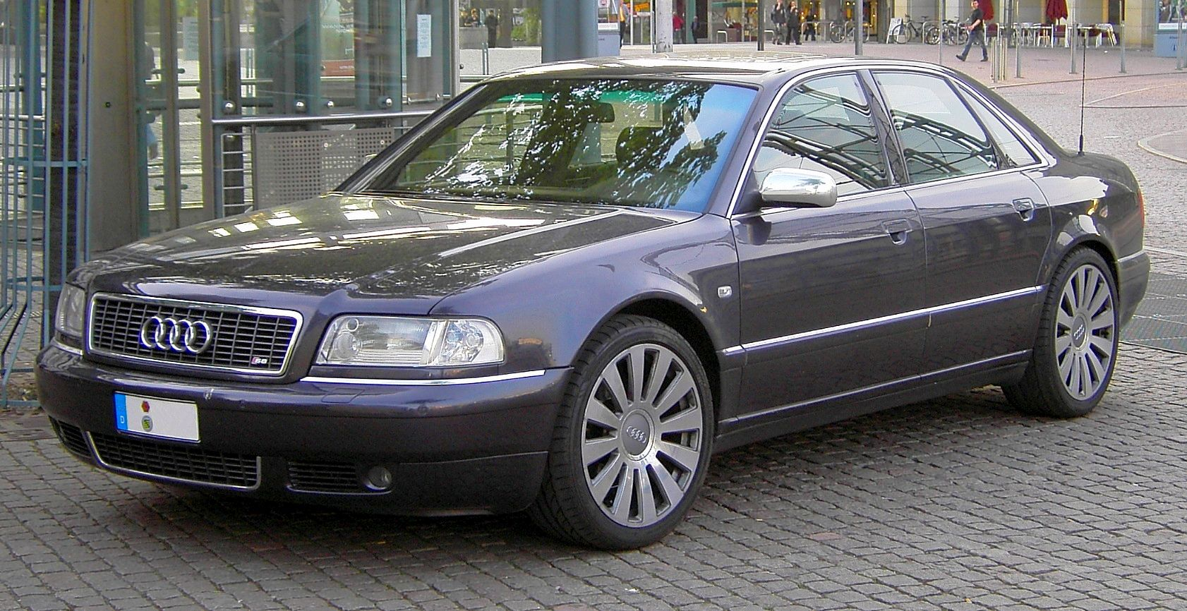 Pictures of audi s8 (d2) 2000 #2