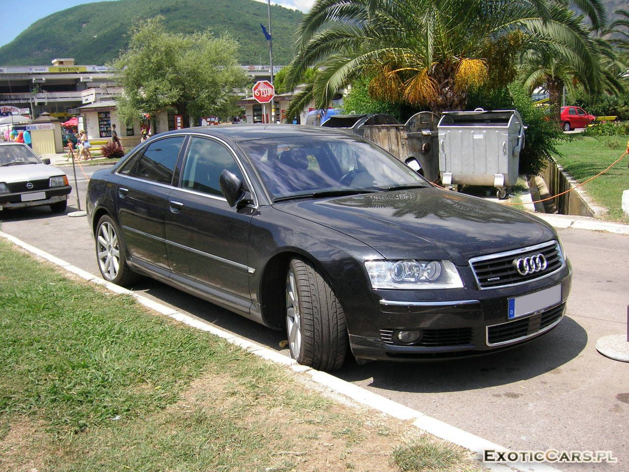 Pictures of audi s8 (d3) 2006