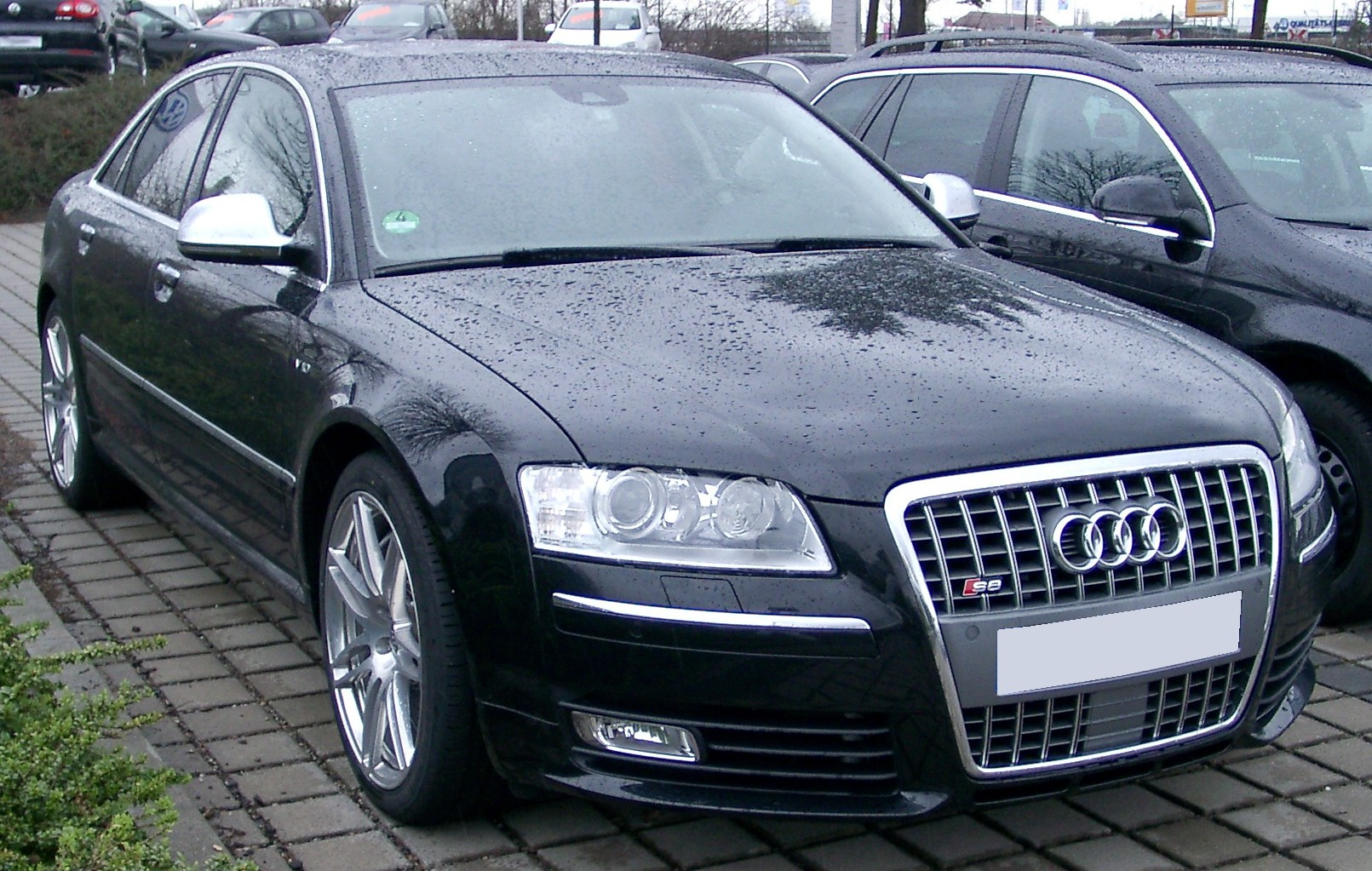 Pictures of audi s8 (d3) 2010