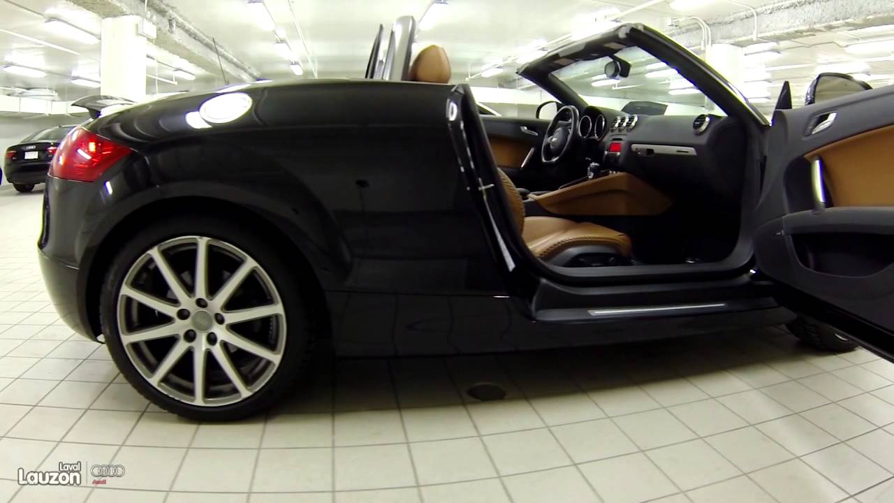 Pictures of audi tt roadster (pq35,36) 2010 #13